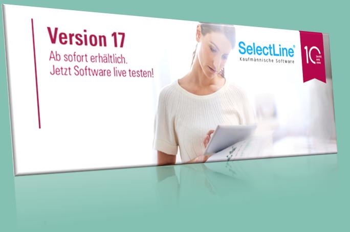 SelectLine jetzt Testen