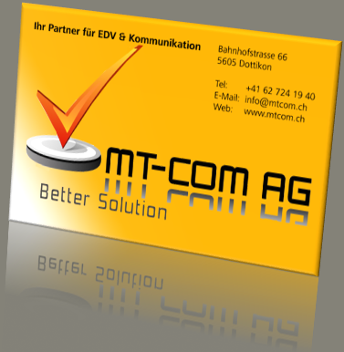 MTCOM Visitenkarte