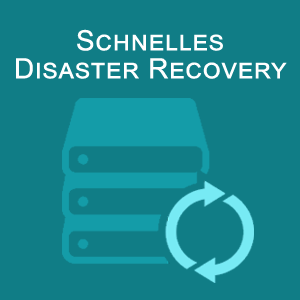 Schnelles Disaster Recovery