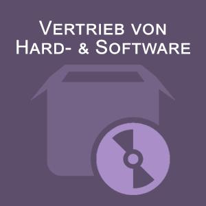 Vertrieb von Hard- und Software